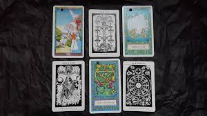 Darkness Of Light Tarot Review Balancing Bright With Dark Colorful Tarot Cards Vs B W
