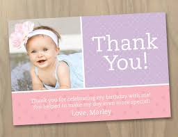 first birthday thank you card wording first birthday thank you cards first birthday thank you cards