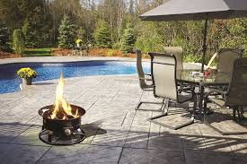 Outland Fire bowl Deluxe Fire Pit