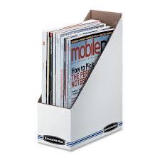 Bankers Box Magazine Holders Amazon Bankers Box StorFile Magazine File 100 Storage 12