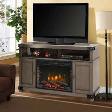 gray fireplace tv stands electric fireplaces the home depot with tv stand plans 19