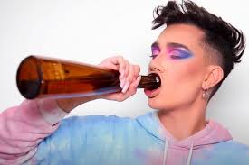 James charles ретвитнул(а) james charles. James Charles Celebrates B Day With Drunk Tutorial Mirahmirah