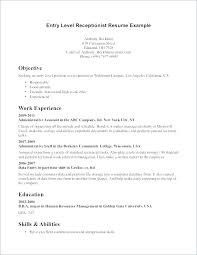 Medical Secretary Resume Samples Secretary Receptionist Resume ...