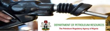 Image result for Department of Petroleum Resources logo