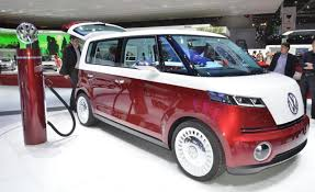 new release electric carVW Bus to be rereleased as an electric vehicle  pics