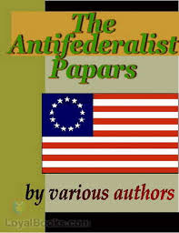the anti federalist papers by patrick henry at loyal books the anti federalist papers by patrick henry