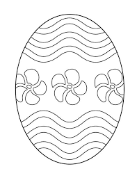 Small Picture Coloring Pages Easter Eggs Childern Easter Coloring Pages Eggs