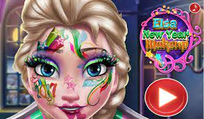 barbie makeup games the first choice
