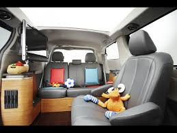 toyota sienna interior | 2010 Toyota Sienna Swagger Wagon Supreme ...