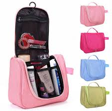 new necessaries cosmetic organizer toiletry bag for women men travel kits makeup bags organizador de maquiagem