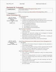 Web Developer Resume Examples Examples Sample Resume Format For