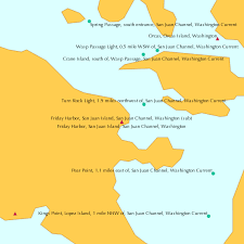 Orcas Island Tide Chart 77 Factual San Juan Islands Tide Chart