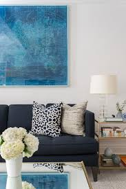 Navy Blue Living Room Decorating Blue Couches Living Room Ideas Design Collection Sofa Pictures