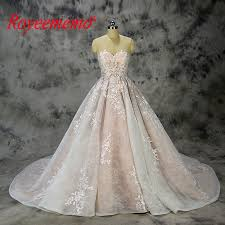 New Ball Gown Design Us 348 0 2019 New Design Ball Gown Lace Wedding Dress Sexy Transparent Top Wedding Gown Custom Made Factory Wholesale Price Bridal Dress In Wedding