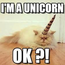 I'm A Unicorn - Cat Unicorn meme on Memegen via Relatably.com