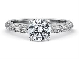 Precision Set Engagement Ring 001 711 00645 Engagement Rings From