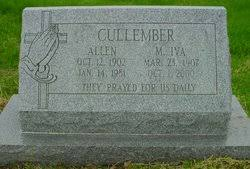 Mary Iva Tucker Cullember (1907-2000) - Find A Grave Memorial
