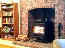 glass door for fireplace insert doors wood burning sheet metal replace