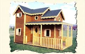castle play house plans outdoor playhouse diy crooked