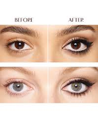 make your eyes look bigger and brighter