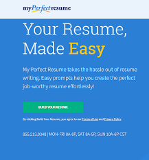 Create Perfect Resume How To Create A Perfect Resume To Land That Six Figure Job
