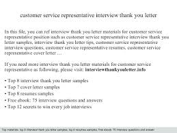Customer Service Representative Cover Letter Examples Sample Cover