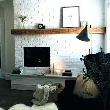 brick fireplace mantels white brick fireplace surround fireplace mantels for brick fireplaces surrounds white white brick