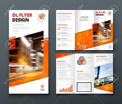 Modern Tri Fold Brochure Designs Best Cool Design Apartment