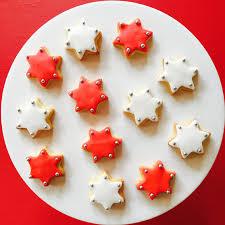 christmas star cookies. Exellent Christmas Christmas Star Cookies Inside P
