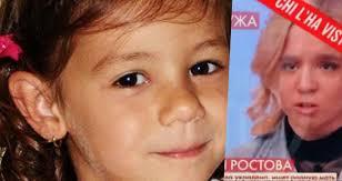 Denise Pipitone è viva e in Russia? Una ragazza in tv: