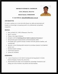 Best Solutions of Sample Resume Format For Call Center Agent Without  Experience With Reference