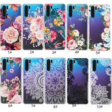 Huawei Mate20 Lite Mate20 Pro P30 P30 Pro <b>hollow flower painting</b> ...