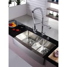 Discover Kerr 48Stainless Steel Farmhouse Kitchen Sinks