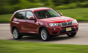 2015 BMW X3 xDrive35i Test – Review – Car and Driver