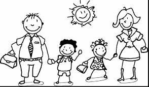 Small Picture Family Coloring Pages New Page glumme