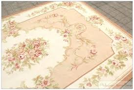 french aubusson rugs handmade needlepoint style wool rug french savonnerie aubusson area rugs