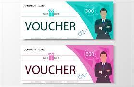 Blank Voucher Template 15 Blank Vouchers Psd Ai Indesign