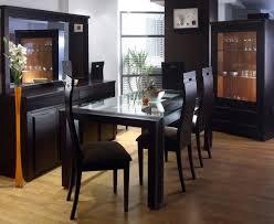 modern black dining room sets. full size of house:modern black dining room sets impressive with images concept on large modern