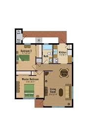 color floor plans with dimensions. Perfect Floor STANDARD 2D COLOR APARTMENT FLOORPLAN In Color Floor Plans With Dimensions