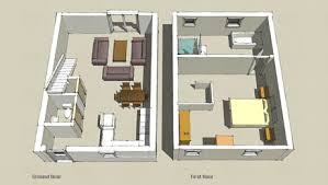 Lovely One Bed Cottage Floor Plan ...