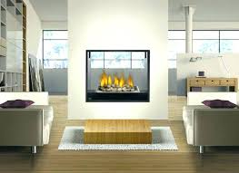 double sided gas fireplace indoor outdoor wonderful see through designs home interior meaning in sindhi best