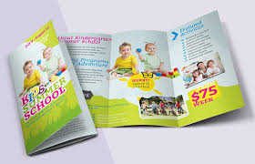 tri fold school brochure template tri fold school brochure template 20 school brochures template