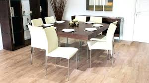 large square dining table large square white oak dining table trendy glass legs modern chairs better