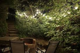 add outdoor lighting this spring
