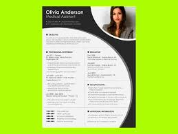 Free Resume Template Download For Word Resume Templates Free