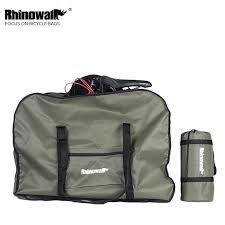 <b>Rhinowalk</b> 14 <b>Inch 16 Inch 20</b> Folding Bike Carrying Bag Pouch ...