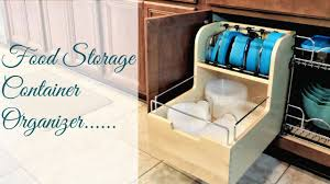 how to organize food storage containers the best food container organizing system