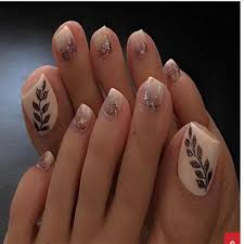 25 Cutest Toe Nail Art Designs For This Summer Fashonails