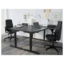ikea glass office desk. Photo Gallery Of The Elegant Office Desks Ikea Ideas Glass Desk