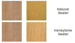 Semco Teak Sealer Color Chart